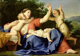 Caritas (1683 - 1684)