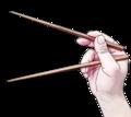Marcosticks-Chopstick motion color-Standard Grip-Open posture.png