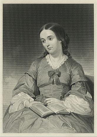 Margaret Fuller - Engraving of Margaret Fuller
