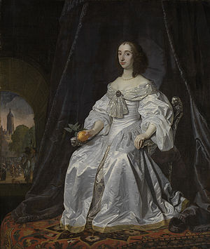 Princess Royal - The Princess Mary (1631-1660), the inaugural holder (1642-1660) of the title Princess Royal