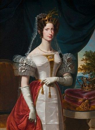 Maria Theresa of Austria (1801–1855) - Image: Maria Teresa d'Asburgo Toscana