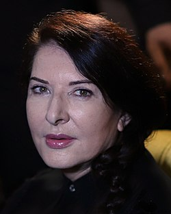 Marina Abramović. The Cleaner (45524492341).jpg