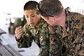 Marines teach Japanese land navigation 140122-M-ZH987-009.jpg