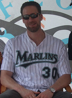 Mark Hendrickson - Hendrickson at Florida Marlins Fan Fest 2008.