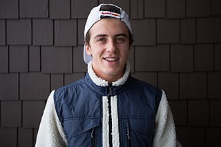 Mark McMorris Canadian snowboarder