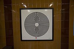Mark Wallinger Labyrinth 266 - Hounslow West.jpg