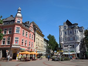 Marktplatz Hoerde