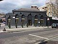 Marlborough Road tube station has turned to the dark side - geograph.org.uk - 771717.jpg