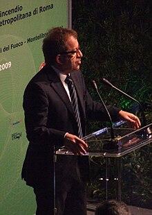 Roberto Maroni nel 2009