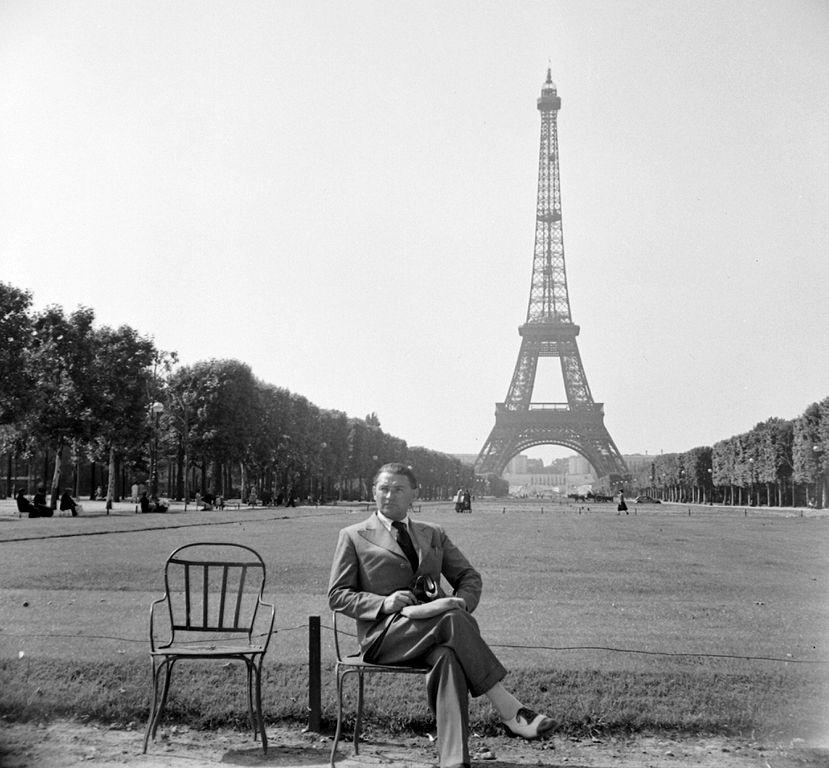 File:Mars mező és az Eiffel-torony. Fortepan 23041.jpg ...