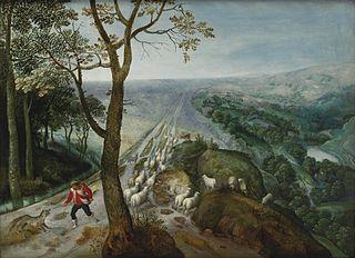 Flemish painter and draftsman