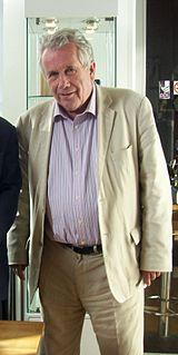 Martin Bell British UNICEF Ambassador, former broadcast war reporter and former independent politician