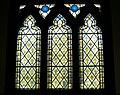 Marton church, window with floral motifs.JPG