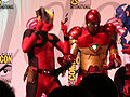 Marvel vs. Capcom 2 skit at WonderCon 2010 Masquerade 4.JPG