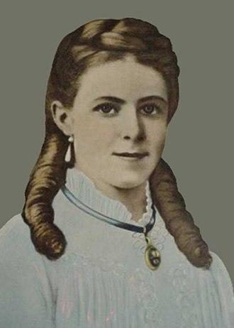 Mary Euphrasia Pelletier - Mary Euphrasia Pelletier in her youth.