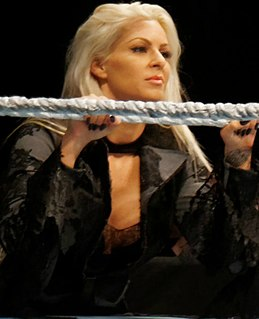 Maryse Ouellet French-Canadian professional wrestler, model and business woman