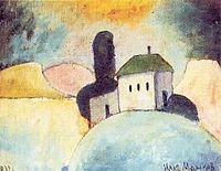 Mashkov landscape-with-a-house-1911.jpg