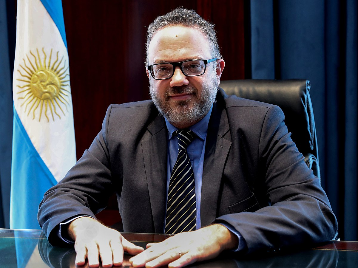 Matías Kulfas - Wikipedia, la enciclopedia libre