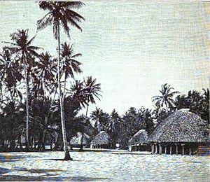 Matautu - Matautu, 1902, Savai'i island