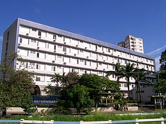 University of Campinas - The Maternity of Campinas, where the School of Medical Sciences was originally located