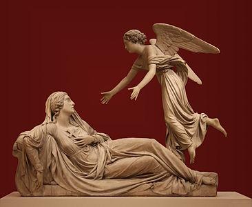 Mathieu Kessel - Monument funéraire de la comtesse Louise de Celles.jpg