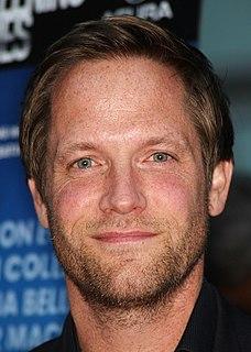 Matt Letscher American actor and playwright