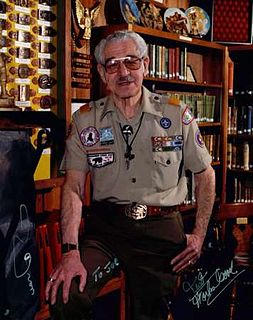 Max I. Silber Professional Scouter, Distinguished Eagle Scout