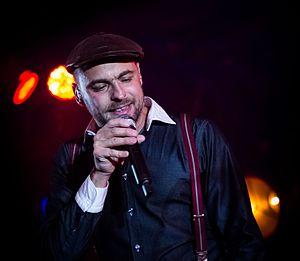 Maximilian Mutzke - Max Mutzke live at Leverkusener Jazztage(Germany) on 11th November 2016