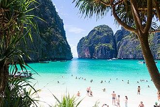 Ko Phi Phi Le - Maya Bay Beach