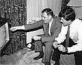 Mayor Raymond L. Flynn and Senate Candidate John Kerry (9614719989).jpg