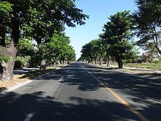 MacArthur Highway major highway on Luzon, Philippines
