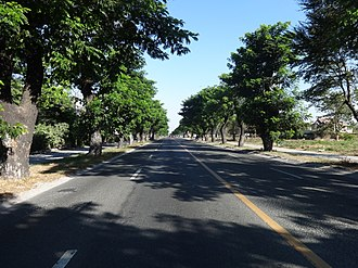 MacArthur Highway - Image: Mc Arthur Highway (Lara, San Fernando, Pampanga; 2017 04 14)
