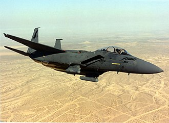 McDonnell Douglas F-15E Strike Eagle - First production F-15E, 86-0183