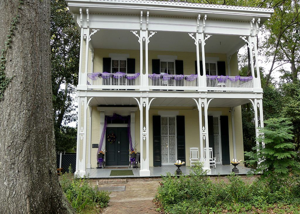 The Most Haunted Place in Every State