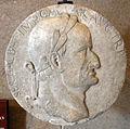 Medaglione con effigie di galba, 1490 ca.JPG