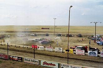 Medicine Hat - Medicine Hat Speedway Derby