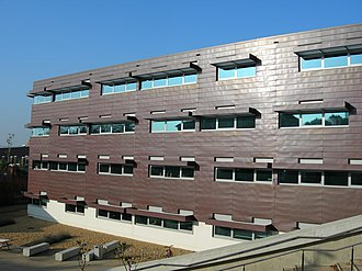 Universities at Medway - Medway Building