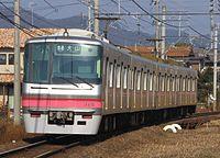 Meitetsu Komaki Line 300 series 3.JPG