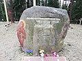 Memorial stone in Kurapaty - 2.jpg