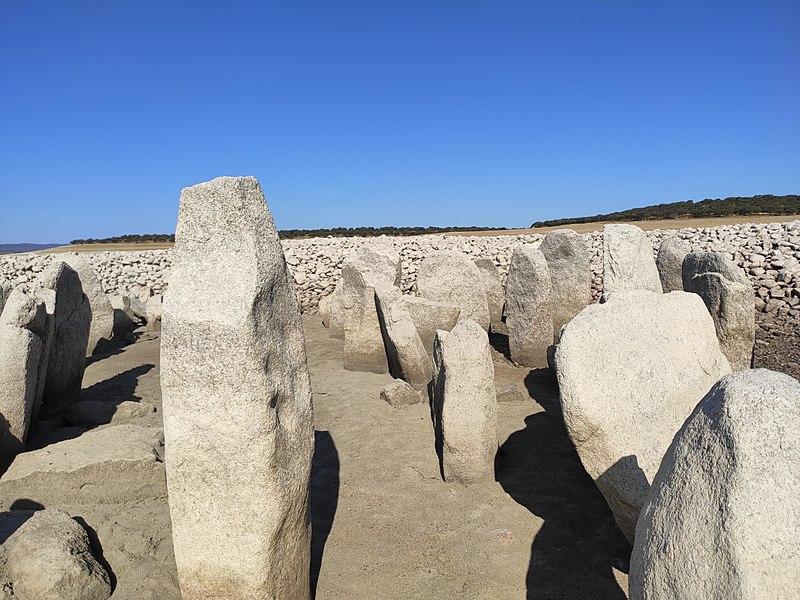 Resultado de imagem para The Dolmen of Guadalperal
