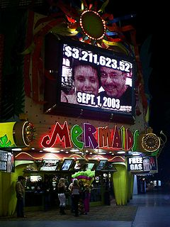 former casino in Las Vegas, Nevada