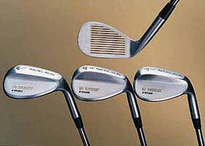 Wedge (golf) - Some wedges