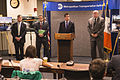Metro-North Presser with Gov. Malloy (14405651343).jpg