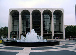 Image illustrative de l'article Metropolitan Opera