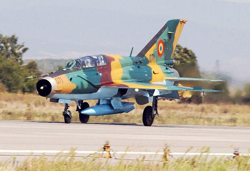http://upload.wikimedia.org/wikipedia/commons/thumb/3/34/MiG-21UMLancerB.jpg/800px-MiG-21UMLancerB.jpg