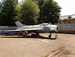 MiG 19S Farmer C, Czech air force 0414 serie 150414 pic1.JPG