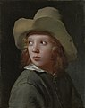 Michael Sweerts - Boy with a Hat - c. 1655.jpg