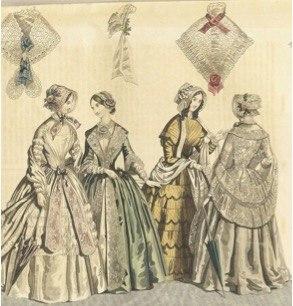 Mid-1840s Dress