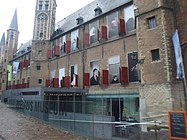 Zeeuws museum. Middelburg, Pays-Bas
