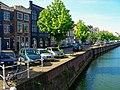 Middelburg - Bellinkbrug - View SSW on Korendijk & Binnenhaven.jpg